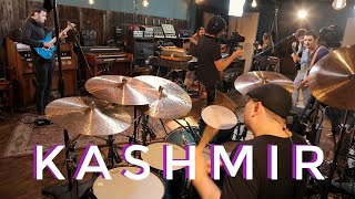 """Video thumbnail of """"Kashmir (Led Zeppelin Cover) - Martin Miller & Mark Lettieri - Live in Studio"""""""