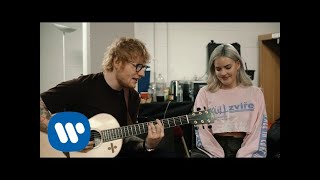 Anne Marie & Ed Sheeran – 2002 [Official Acoustic Video]