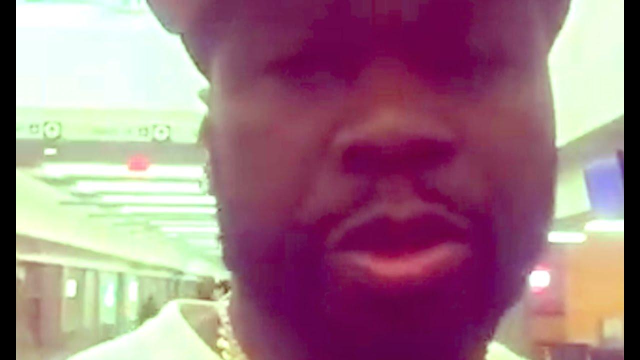 50 Cent Films Himself Making Fun Of Autistic Man (VIDEO) thumbnail