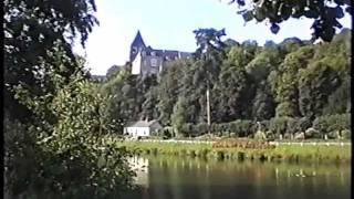 preview picture of video 'Chateau Gontier, Mayenne, Pays de la Loire, France'