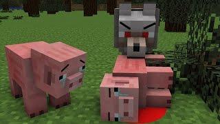 Pig Life   Minecraft Animation