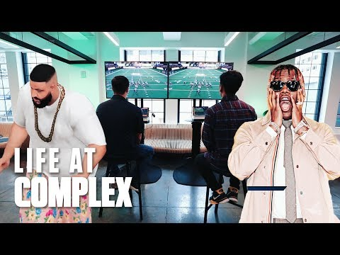 New Madden NFL 20 Game Mode With Lil Yachty & DJ Khaled! #LIFEATCOMPLEX