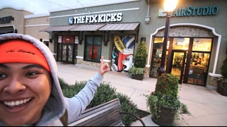 INTRODUCING THE FIX KICKS!!! (NEW BAY AREA SNEAKER STORE LOCATION)