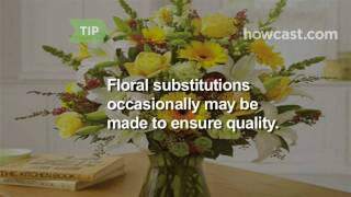 How to Express Sympathy with Flowers & Gifts