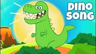 Риномы И Песни Для Динозавров Для Детей + Еще Детские Песни И Детские Рифмы Для Детей