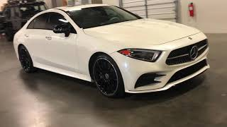 Pre-Owned 2020 Mercedes-Benz CLS 450 PremPKG HeadsUpDisplay DriverAssist1&2 NightPKG Htd/ACSeats