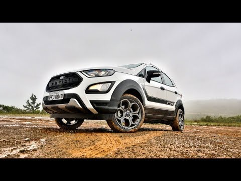 2018 Ford EcoSport Storm First Drive