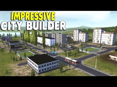 NEW REPUBLIC & CITY BUILDER | Part 1 | Workers & Resources: Soviet Republic Gameplay