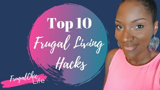 10 Frugal Living Tips That Actually Work | Habits That Will Save You Thousands💰| #frugalliving
