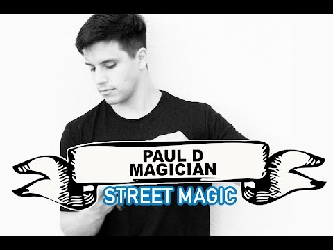 Paul D Magician Video