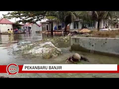 Banjir Lagi... Banjir Lagi, Warga Minta Pemko Pekanbaru Peduli