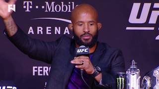 UFC 216: Demetrious Johnson Breaks Down His Armbar Finish of Ray Borg
