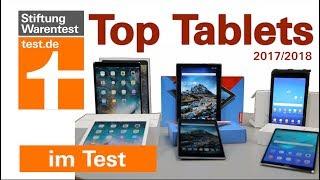 Test Tablets 2018: Das sind die besten Tablets (Tablet-Test Stiftung Warentest) - dooclip.me