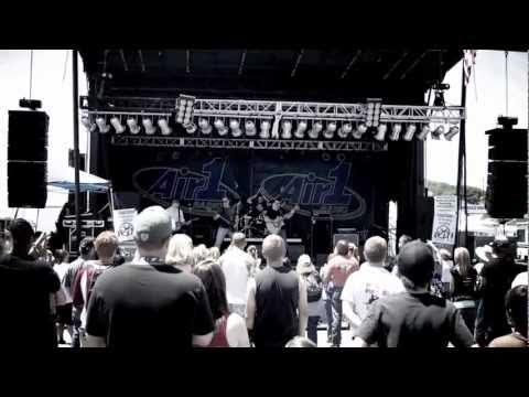 Driven Cure tour promo