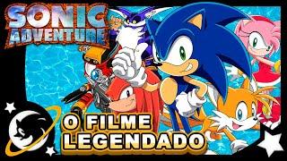 Sonic Adventure   O Filme De Animação (Sonic X)