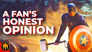 A Fans Honest Opinion on Avengers: Endgame