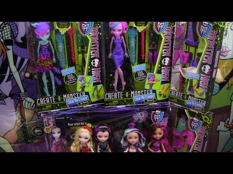 Monster High: 13 Wishes (2013) | 360x480