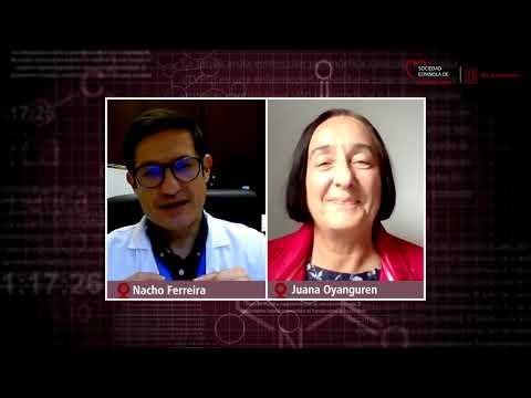 Eficacia de la titulación de enfermera de insuficiencia cardiaca. Ensayo ETIFIC. Juana Oyanguren