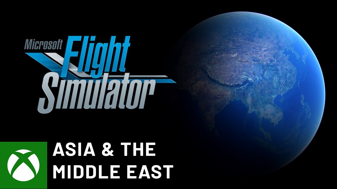 Microsoft Flight Simulator Asia, and The Middle East: Around the World Tour Video Still