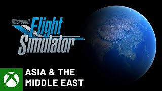 Microsoft Flight Simulator – Asia, and The Middle East – Around the World Tour