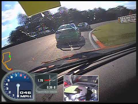 Oulton Park 2018 – Race 1 – Riccardo Losselli