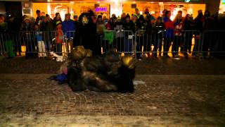 preview picture of video 'Krampus Debant und Lienz 2013'