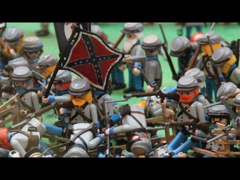 Playmobil The Battle of Gettysburg