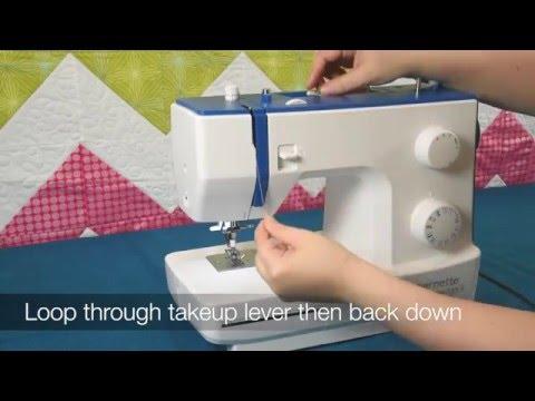 Відеоматеріали виробника про машинки Bernette Sew & Go