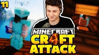 OOPS.. FALLE FÜR IVE AUSGELÖST! :D | Minecraft Craft Attack 4 #11 | Dner