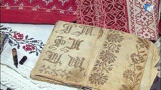 Выставка народной вышивки в церкви Жен Мироносиц будет открыта до 31 октября