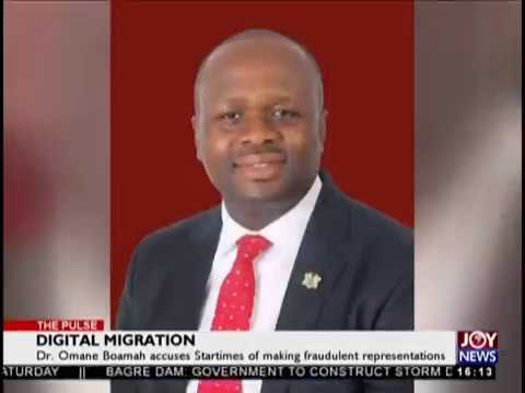 Digital Migration - The Pulse on JoyNews (24-9-18)
