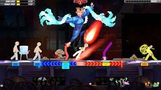 videó One Finger Death Punch 2