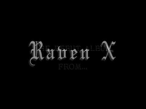 Raven X - Essence Without Light (Album Promo/Trailer)