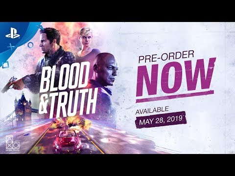 Blood & Truth – TV Commercial | PS VR thumbnail