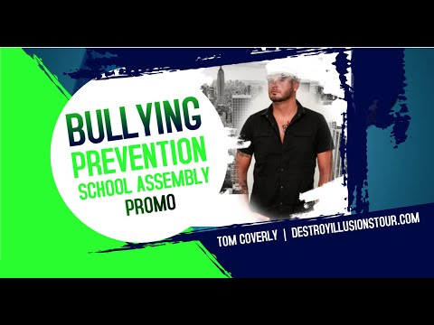 Bullying prevention promo video for school assemblies