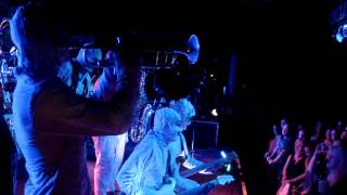 "Here Come The Mummies Perform ""Innuendo"" 3.14.13 in Fayetteville, AR"