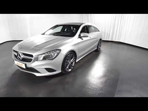 Mercedes-Benz CLA 180 Shooting Brake Premium Business, Farmari, Manuaali, Bensiini, TZZ-113