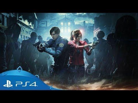 Resident Evil 2 Remake của capcom