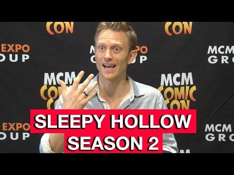 Sleepy Hollow Season 2 Interview - Neil Jackson | MTW