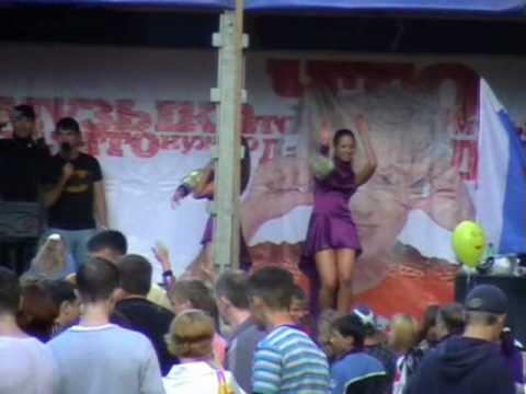 дискотека дня города лесосибирска 35 лет