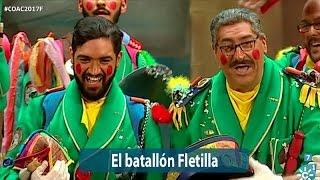 Coro El batallón Fletilla – Final COAC 2017