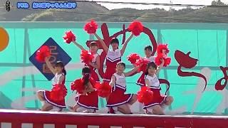 橋本高校新体操・バトン部 19th 紀の国やっちょん祭り