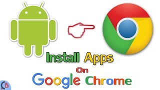 Install Android Apps on Computer Chrome Browser (Hindi) - Creative Bijoy