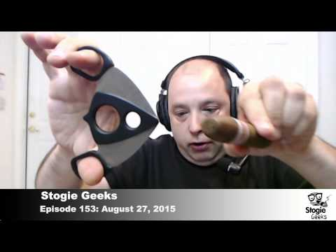 Stogie Geeks 153 - Debonaire Ideal - Everyday Carry Cutters & Lighters
