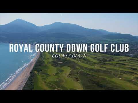 Golf on the Island of Ireland