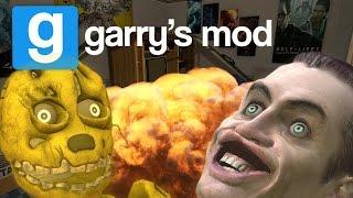 ISSO AQUI TA UMA LOUCURA!!   GMOD (Garry's Mod)