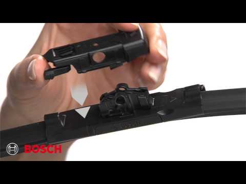 Bosch Aerotwin Plus - Push Button - Adaptor 2