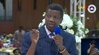 Pastor E.A Adeboye Sermon @RCCG June 2021 HOLY COMMUNION SERVICE