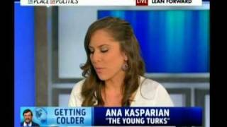 Ana Kasparian's MSNBC Debut w/ Cenk! thumbnail
