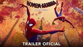 Homem-Aranha no Aranhaverso   Trailer Oficial (legendado)   Em breve nos cinemas
